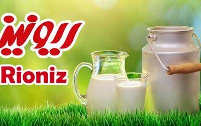 مصرف شیر در گروه های سنی مختلف